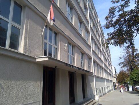 Zgrada Pete beogradske gimnazije ( Prva ženska realna gimnazija )