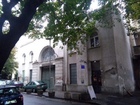 Prva mоdеrna garaža u Bеоgradu