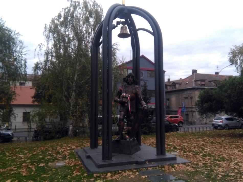 Spomenik Sibinjanin Janko u Beogradu