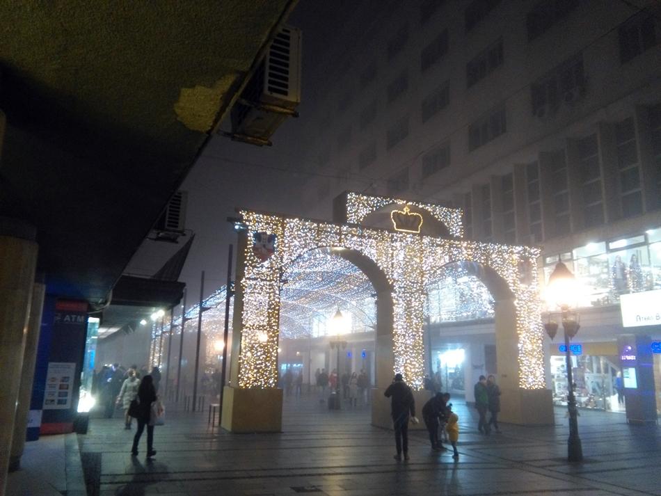 Novogodišnji dani u Beogradu 31.12.2019 – 01.01.2020