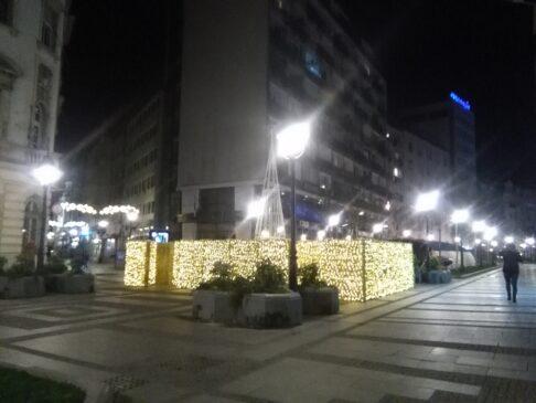 Dan u Beogradu 23.12.2019