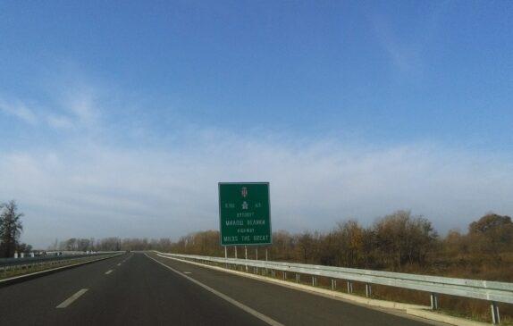 Počela gradnja nove saobraćajnice Novi Beograd–Surčin