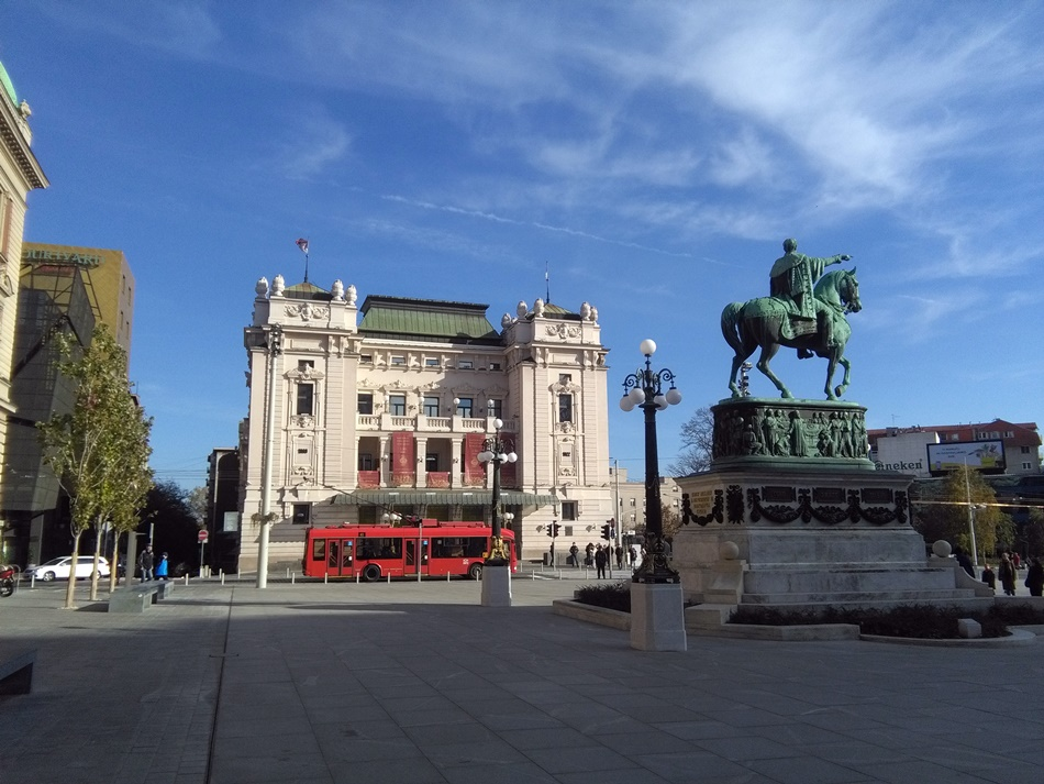 Neredi u Beogradu zbog pozorišne predstave