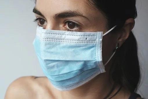 Pronađene bačene zaštitne maske ( Video)