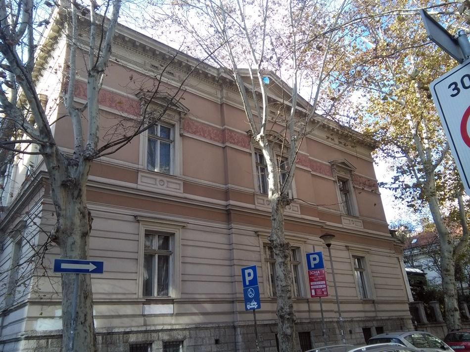Kuća Milana Piroćanca u Beogradu