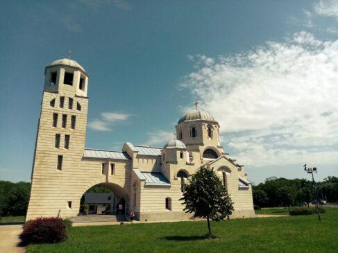Crkva Svetog apostola Luke u Beogradu