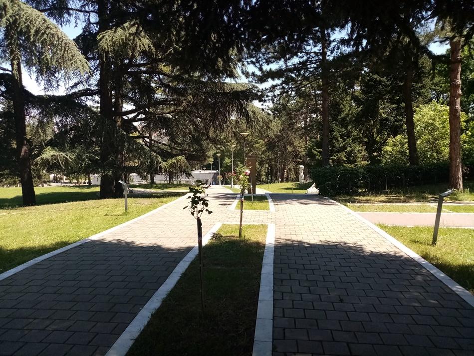 Park skulptura Muzeja Jugoslavije u Beogradu