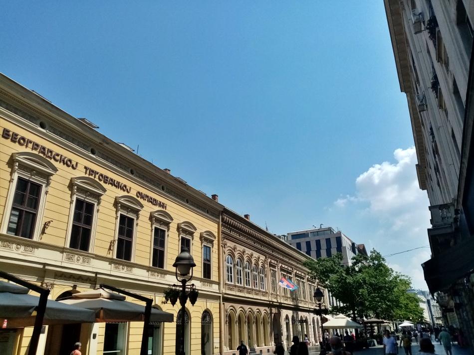 Građanske kuće u ulici Knez Mihailovoj br. 46, 48 i 50 u Beogradu