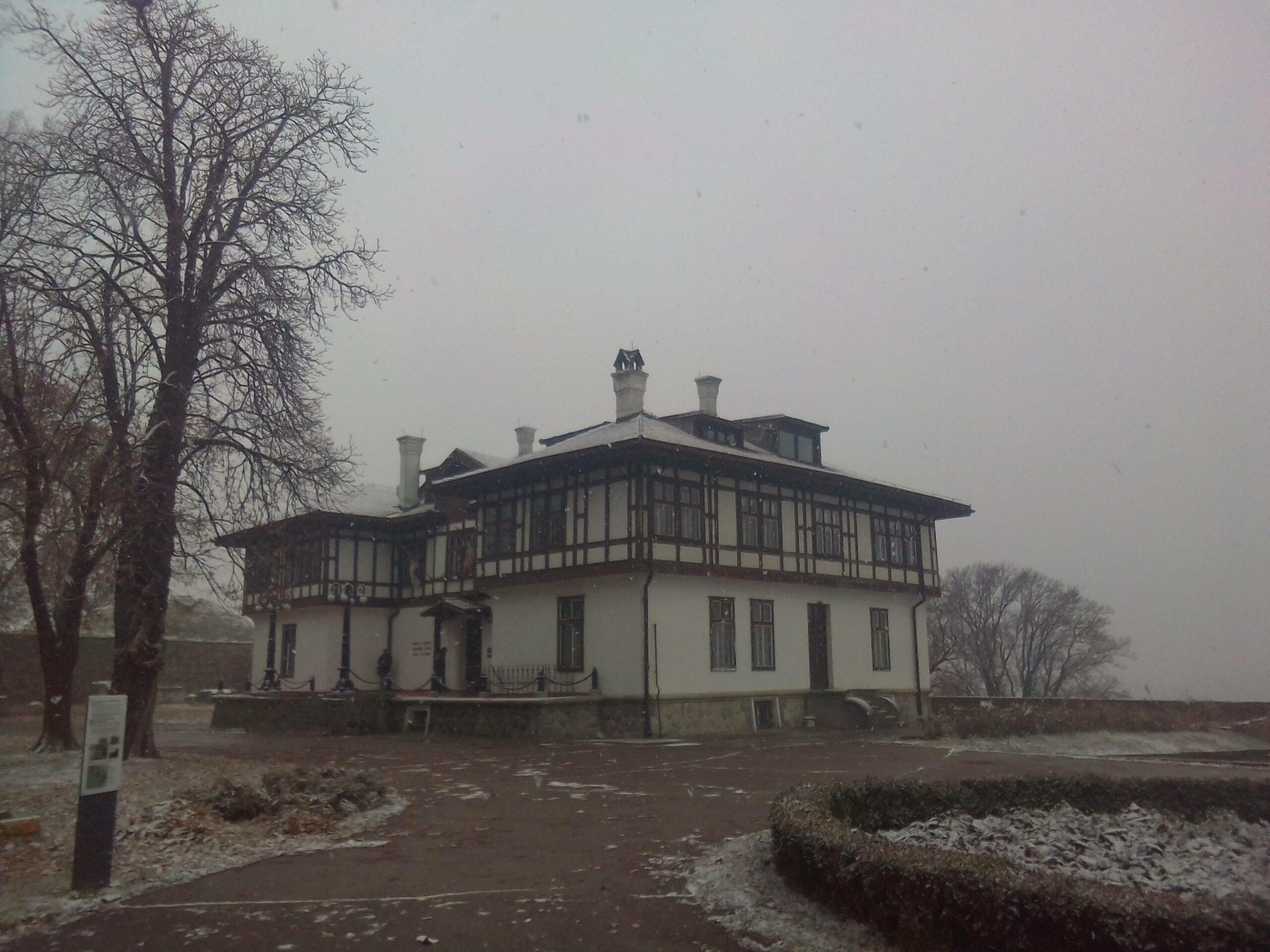 Zgrada Zavoda za zaštitu spomenika kulture grada Beograda