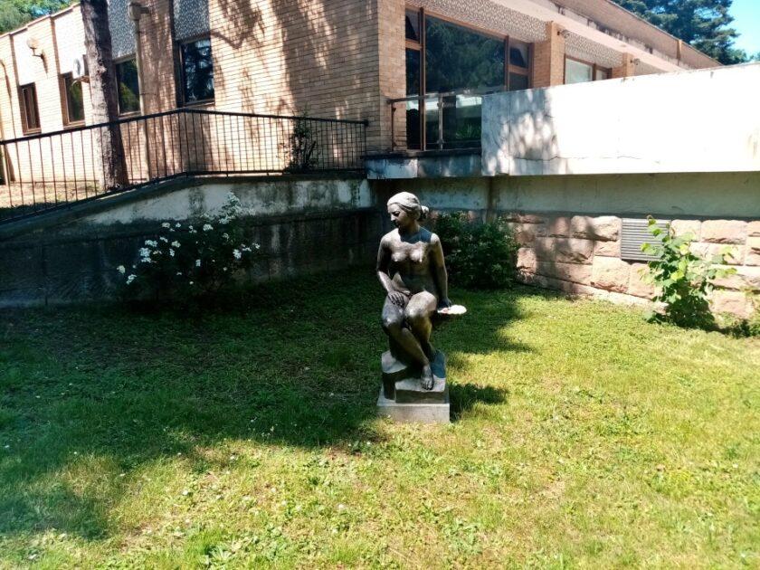 Skulptura Fontana u Beogradu