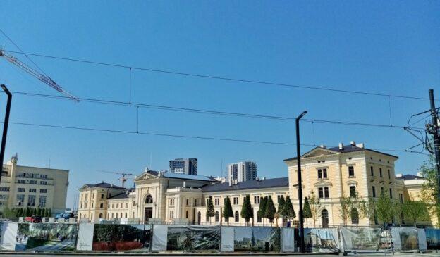 Savski trg u Beogradu