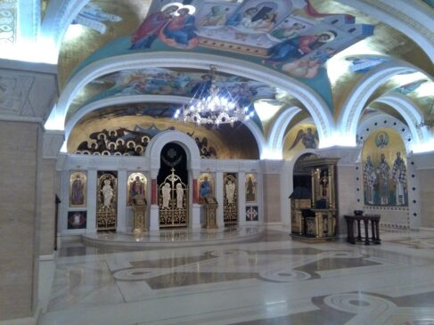Patrijarh Irinej biće sahranjen u nedelju u kripti Hrama Svetog Save