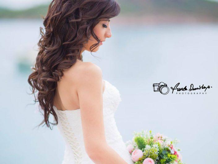 Ayvalık Cunda Düğün Fotoğrafları • Öznur ve İbrahim