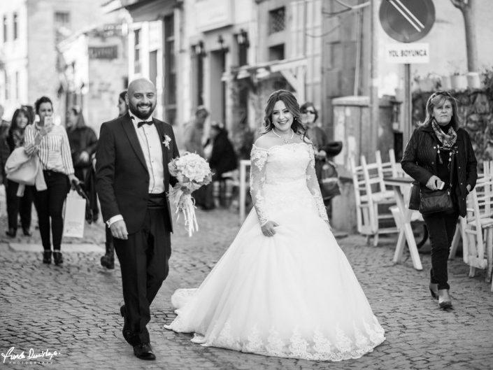 Ayvalık Cunda Düğün Fotoğrafları • Tuğçe ve Tayfur