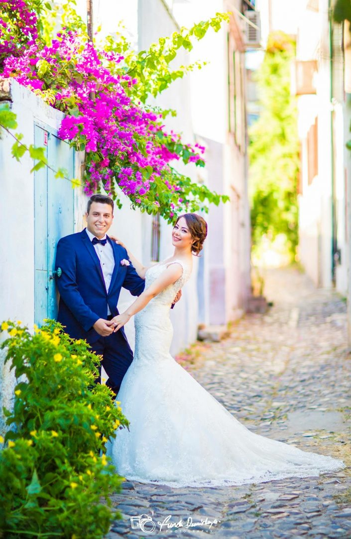 Ayvalık Cunda Düğün Fotoğrafçısı
