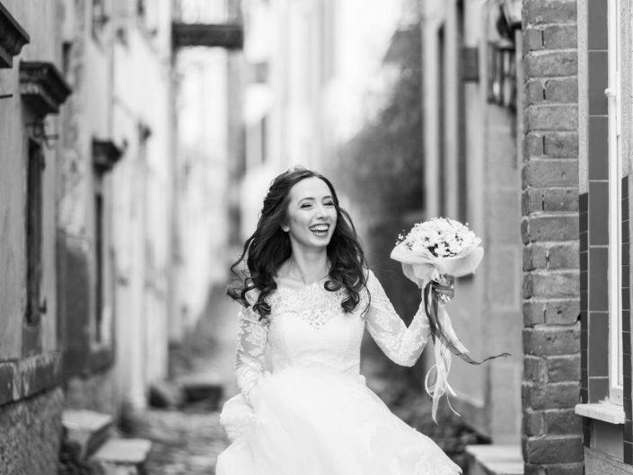 Nagihan ve Erdem | Cunda Düğün Fotoğrafları Mart 2017