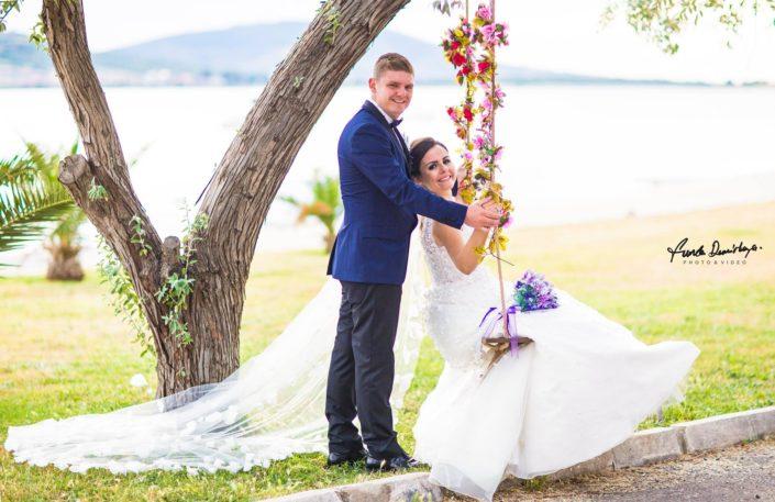 Bursa Düğün Fotoğrafçısı Funda Demirkaya. Şeyma ve Tayfun Mutlu Gün Dış Çekim Düğün Fotoğrafları. Ayvalık cunda düğün fotoğrafları (10)
