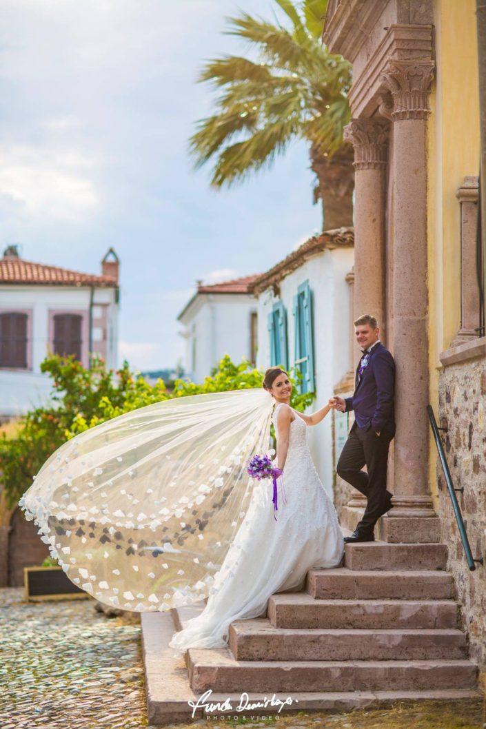Bursa Düğün Fotoğrafçısı Funda Demirkaya. Şeyma ve Tayfun Mutlu Gün Dış Çekim Düğün Fotoğrafları. Ayvalık cunda düğün fotoğrafları (8)