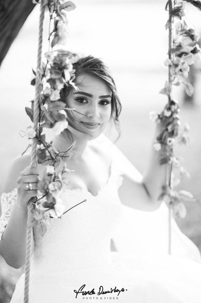 bediha ve yusuf gömeç ayvalık cunda düğün fotoğrafları, düğün fotoğrafçısı funda demirkaya (9)