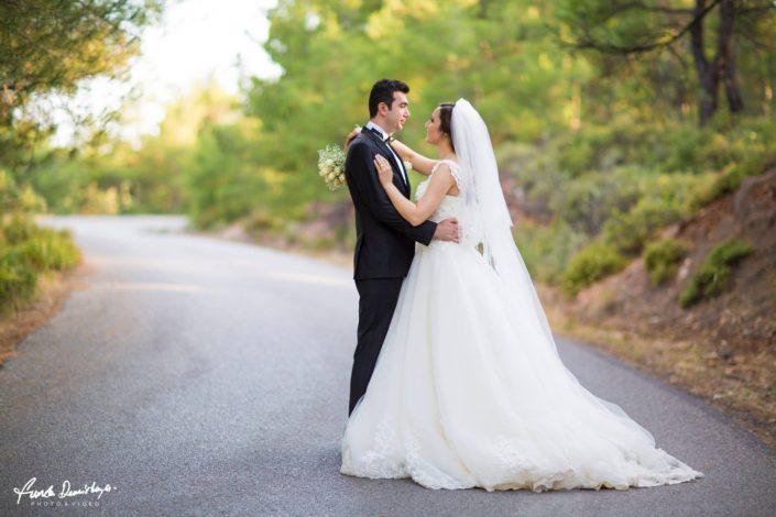 Nurbanu ve Cafer Ayvalık Cunda Dış Mekan Çekimi düğün fotoğrafları balıkesir düğün fotoğrafçısı (4)