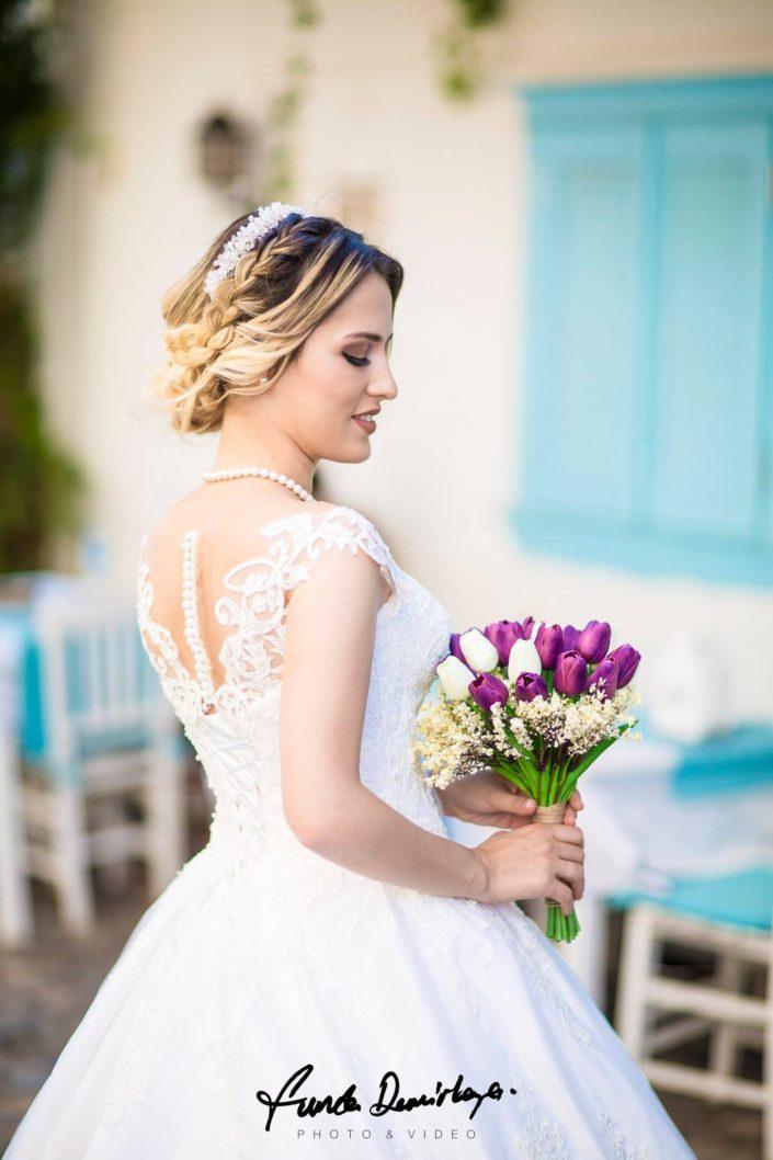 Ayvalık Cunda Balıkesir Edremit Düğün Fotoğrafçısı Ayşe ve Caner (17)