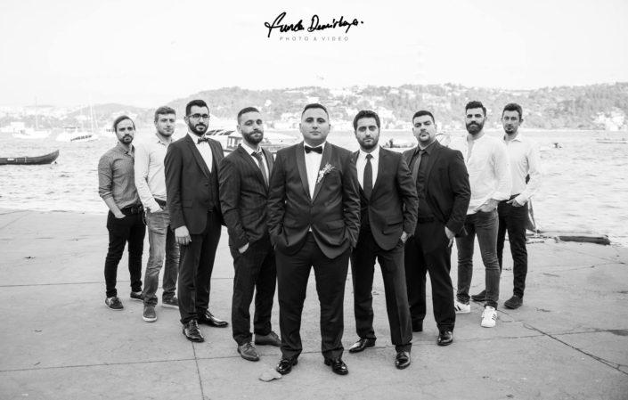 Fulya ve Burak İstanbul düğün (8)