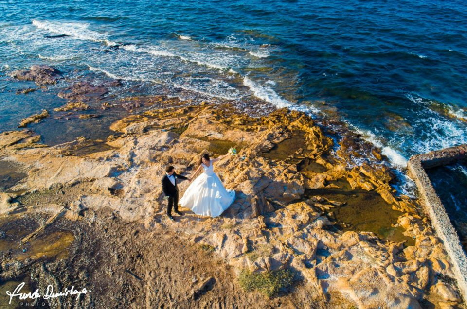 Türkan ve Mustafa (2) Ayvalık Cunda Balıkesir Edremit Düğün Fotoğrafçısı