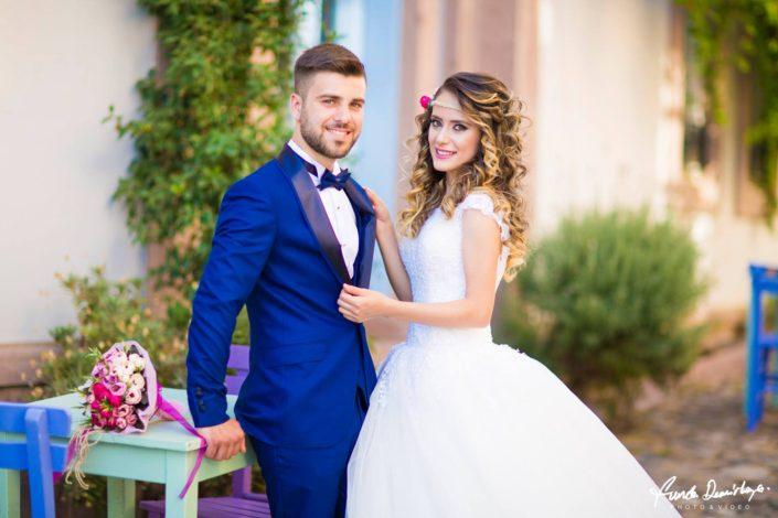 Cunda düğün fotoğrafları merve ve hasan