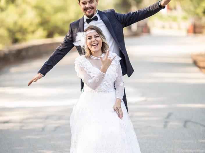 Aycan ve Serkan Ayvalık Cunda Adası Düğün Fotoğrafları