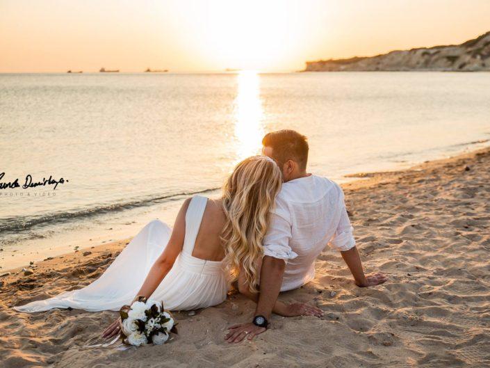 Ecenur ve Melih Bozcaada Düğün Fotoğrafları