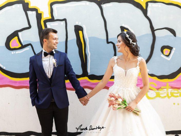 Songül ve Salih Cunda Adası Ayvalık Düğün Fotoğrafları