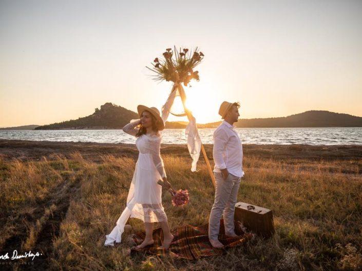 Yonca ve Hayrullah Cunda Adası / Ayvalık Düğün Fotoğrafları