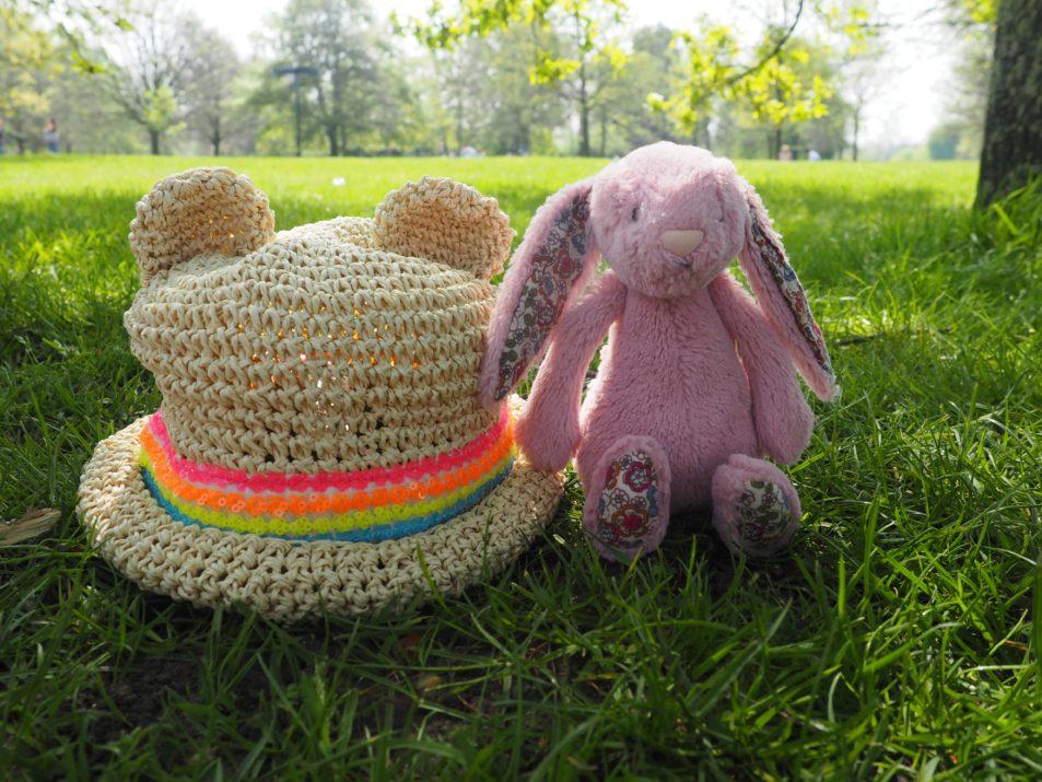 Toddler sun hats www.styleandsubstance.uk