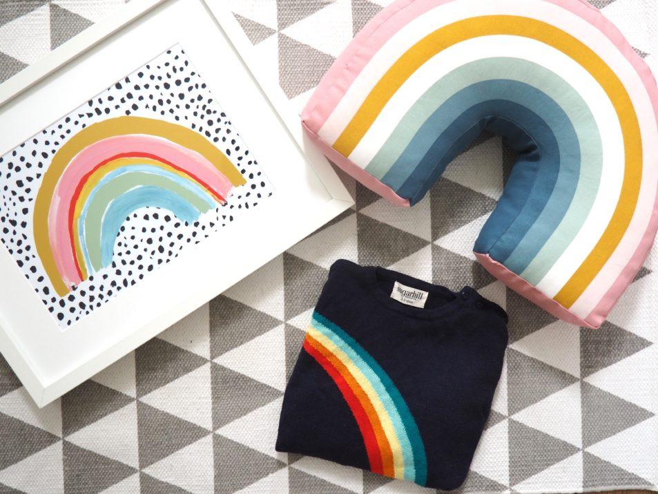 12 Rainbows Pieces www.styleandsubstance.uk