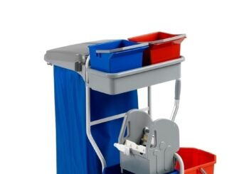 Janitorial Trolleys for Effective Cleaning