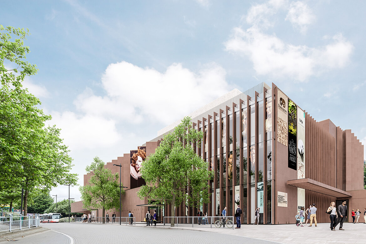 National foundations support Shakespeare North Playhouse