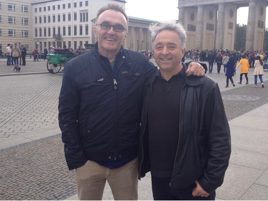 Danny Boyle and Frank Cottrell-Boyce