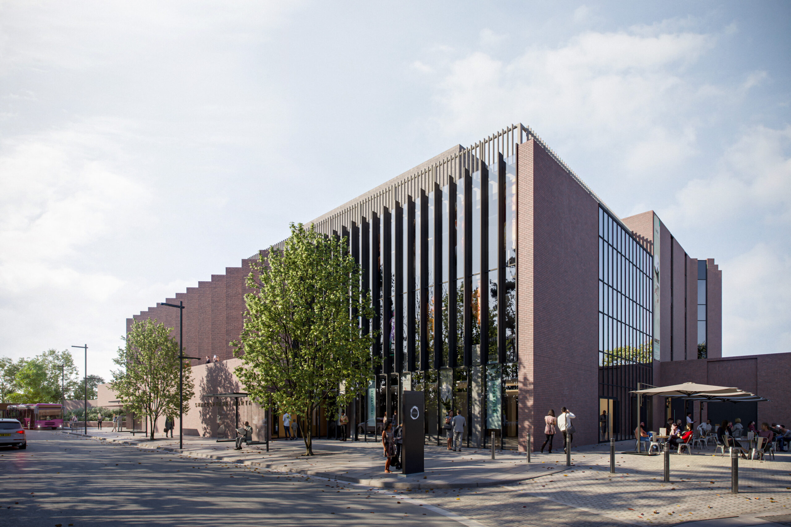 Shakespeare North Playhouse on target to open in summer 2022
