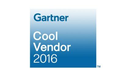 Gartner 2016 Report: Riaktr is a cool vendor !