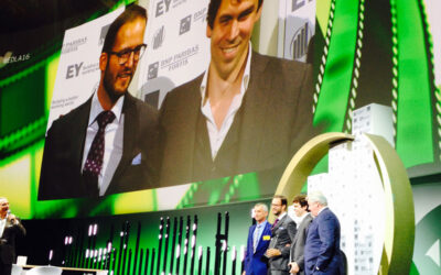 Real Impact Analytics awarded Entrepreneur of the Year 2016