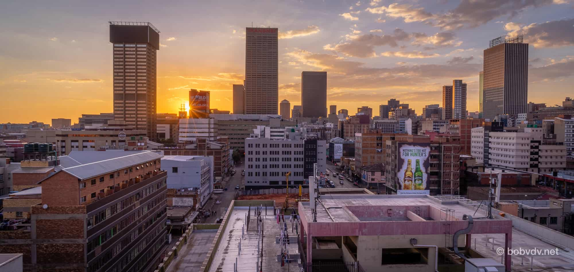 An insider's story:Moving to South Africa