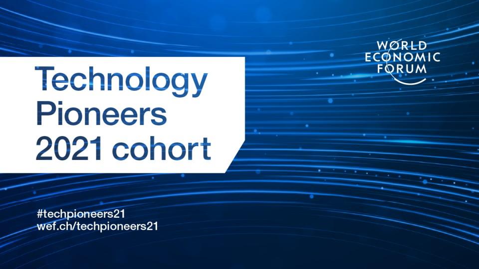 Riaktr Awarded as Technology Pioneer by World Economic Forum
