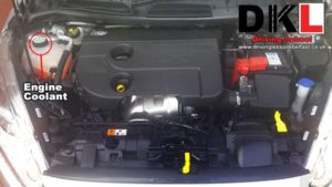 Engine Coolant - Driving Lessons Belfast