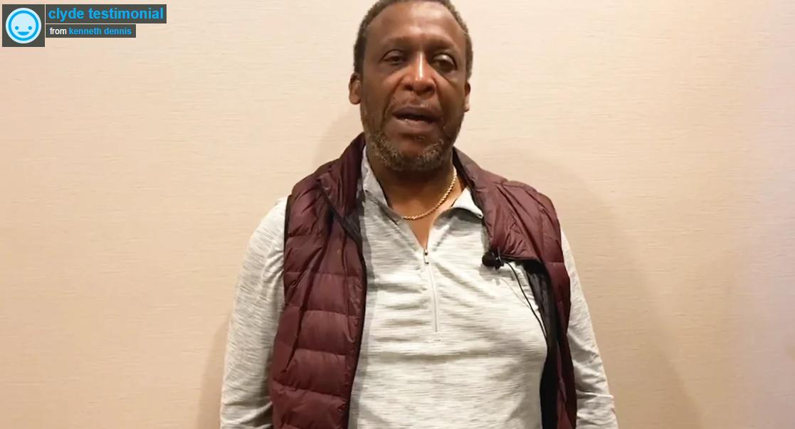 Clyde Testimonial