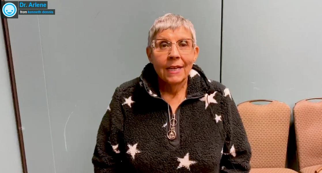 Dr. Arlene's Testimonial