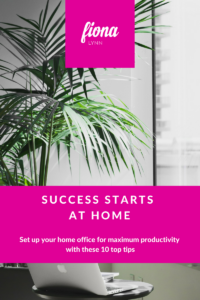 Free download - Success Starts at Home - productivity, home office