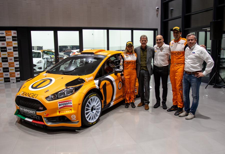 A Cracovia la presentazione ufficiale M-Sport: Pirelli è il nuovo Partner Tecnico