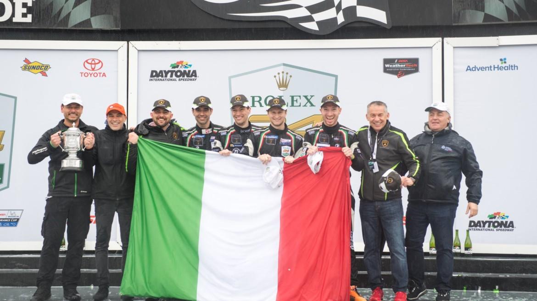 ORANGE1 TEAM GRT conquista per la seconda volta la prestigiosa 24 ore di Daytona