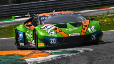 Roller-Coaster of emotions for Orange1 Team GRT at Monza