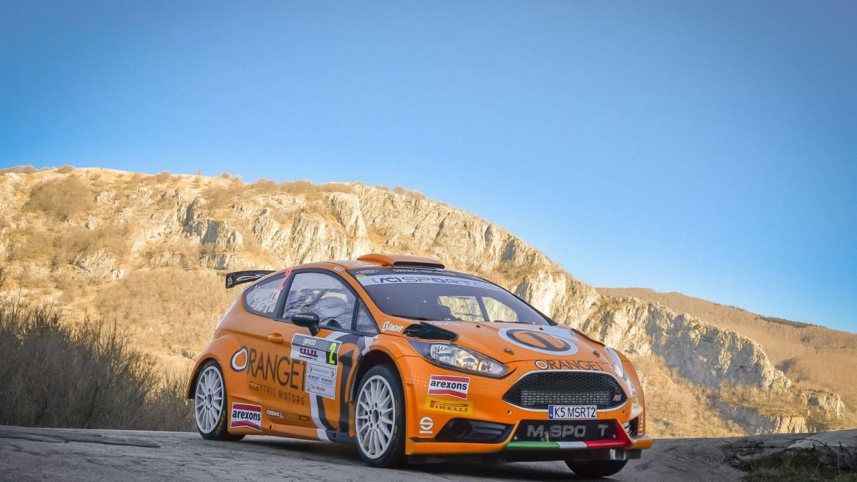 M-Sport e Orange1 Racing all'attacco  del Sanremo con Campedelli